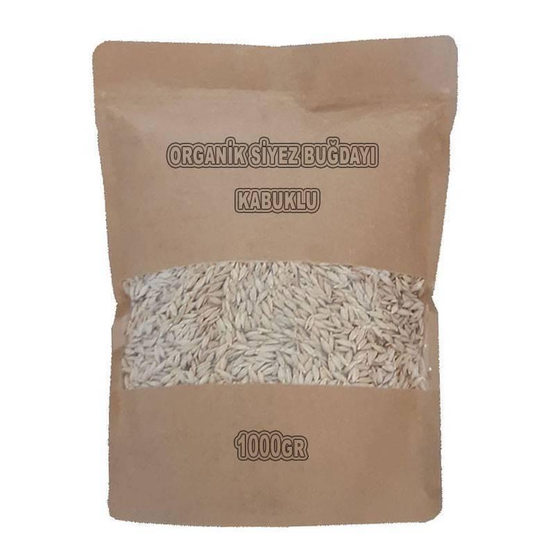 Organik Siyez Buğdayı 1 Kg. 16,00 TL Devrekani Deva Gıda