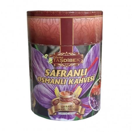 Safranlı Taşdibek Türk Kahvesi 200g Dibekoglu - 1