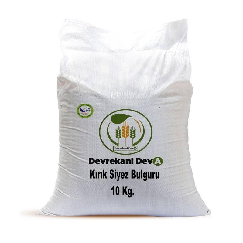 Kırık Siyez Bulguru 10 Kg. 83,00 TL Devrekani Deva Gıda