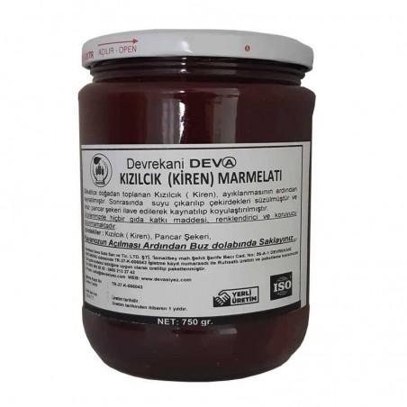 Kızılcık Marmelatı 750g 36,50 TL