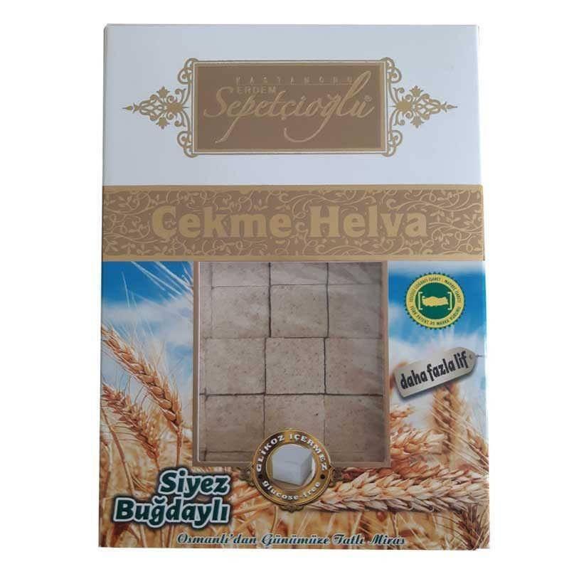 Siyez Buğdaylı Çekme Helva 280g 15,00 TL Sepetcioglu