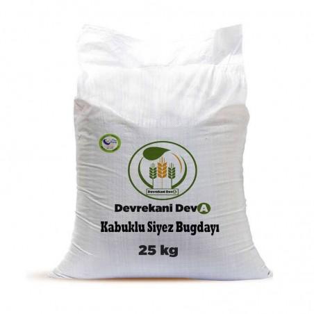 Siyez Buğdayı (Kabuklu) 25 Kg. 161,25 TL Devrekani Deva Gıda