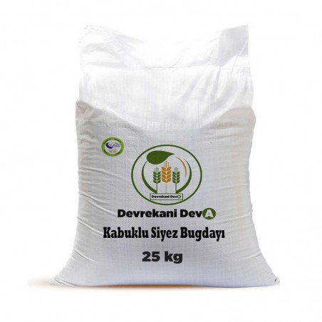 Organik Siyez Buğdayı 25 Kg. Devrekani Deva Gıda - 1
