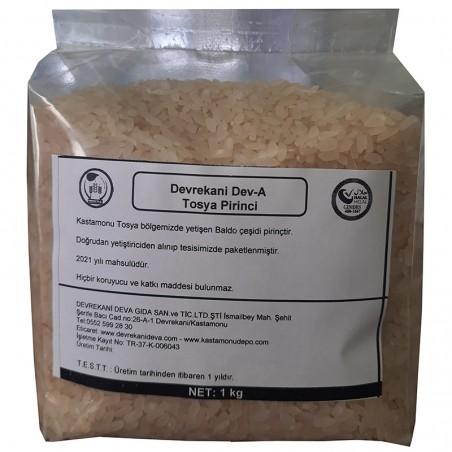 Devrekani Deva Siyez Ekmeği 500g Kastamonu Depo 23,50 TL